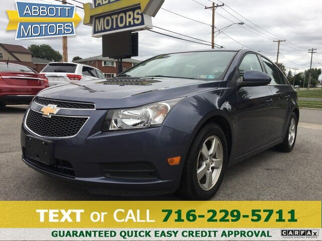 2014 Chevrolet Cruze LT 1-Owner Buffalo NY