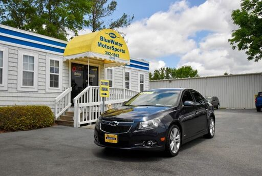 2014_Chevrolet_Cruze_LTZ_ Wilmington NC