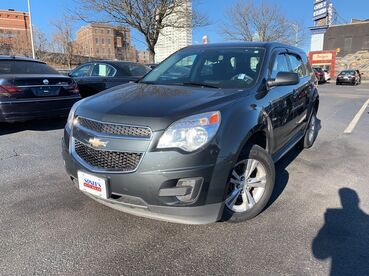 2014_Chevrolet_Equinox_LS_ Worcester MA