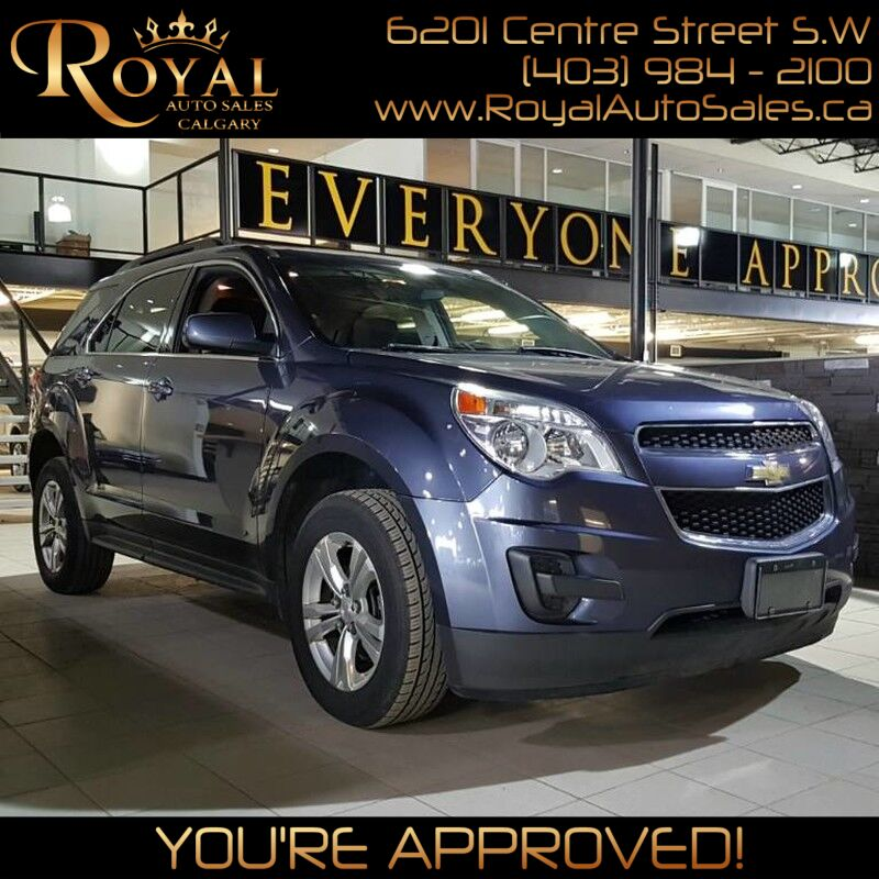 Royal Chevrolet Used Cars: 2014 Chevrolet Equinox LT Calgary AB 29536444