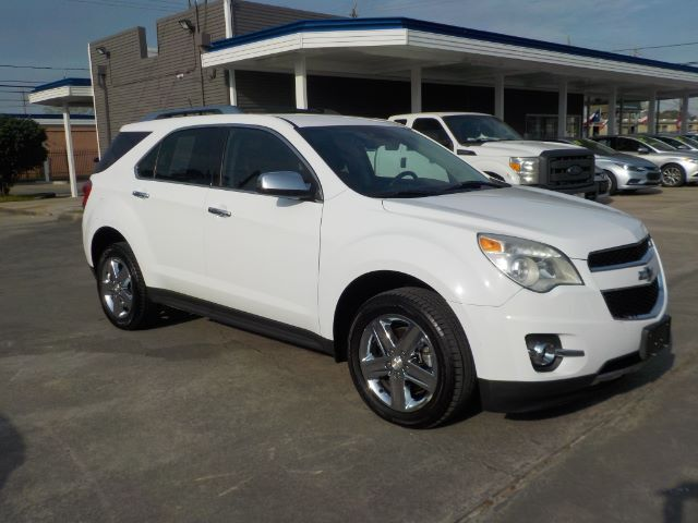 2014 Chevrolet Equinox LTZ 2WD Houston TX