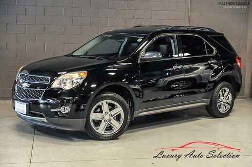 2014 Chevrolet Equinox LTZ Chicago IL