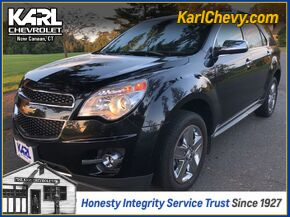 2014_Chevrolet_Equinox_LTZ_ New Canaan CT