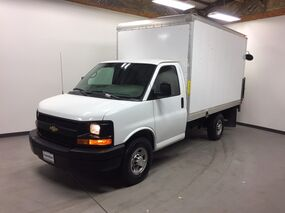 Chevrolet Express Commercial Cutaway  2014