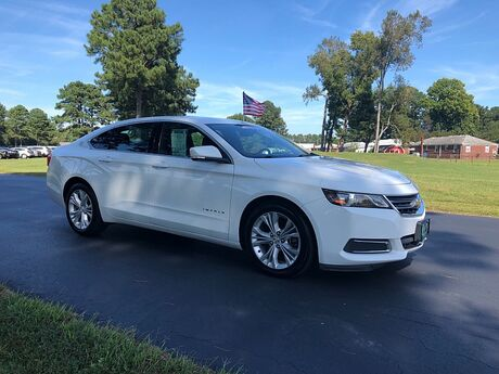 2014 Chevrolet Impala 4d Sedan LT V6 Outer Banks NC