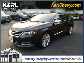 2014_Chevrolet_Impala_LTZ_ New Canaan CT