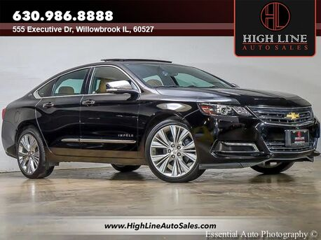2014_Chevrolet_Impala_LTZ_ Willowbrook IL