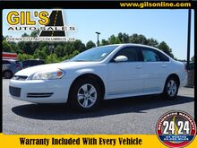 2014_Chevrolet_Impala Limited_LS Fleet_ Columbus GA