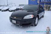 2014 Chevrolet Impala Limited LT / 3.6L V6 / Auto Start / Power Driver's Seat / Sunroof / New Tires / Aux Input / Cruise Control / 30 MPG