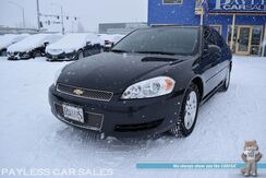2014_Chevrolet_Impala Limited_LT / 3.6L V6 / Auto Start / Power Driver's Seat / Sunroof / New Tires / Aux Input / Cruise Control / 30 MPG_ Anchorage AK