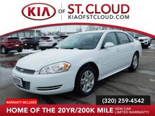 2014_Chevrolet_Impala Limited_LT Fleet_ St. Cloud MN