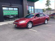 2014_Chevrolet_Impala Limited_LT_ Spokane Valley WA