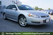 2014 Chevrolet Impala Limited LT South Burlington VT