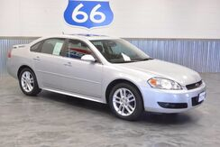 2014_Chevrolet_Impala Limited_LTZ - LEATHER LOADED! SUNROOF! BOSE! ONLY 32,000 MILES! LIKE NEW!_ Norman OK