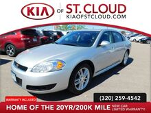 2014_Chevrolet_Impala Limited_LTZ Fleet_ St. Cloud MN