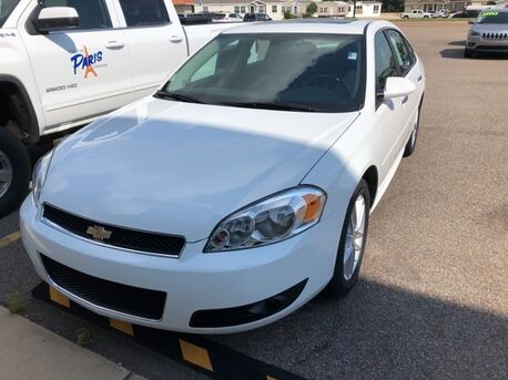 2014_Chevrolet_Impala Limited_LTZ_ Paris TN