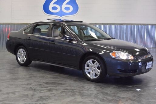 2014 Chevrolet Impala Limited (fleet Only) LOADED LOW MILES SUNROOF! 30 MPG