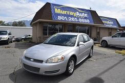 2014_Chevrolet_Impala Limited (fleet-only)_LS_ Murray UT