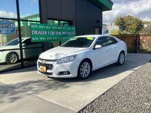 2014_Chevrolet_Malibu_2LT_ Spokane Valley WA