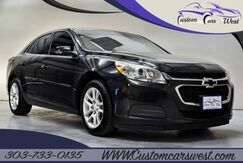 2014_Chevrolet_Malibu_LT_ Englewood CO