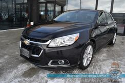 2014_Chevrolet_Malibu_LTZ / Automatic / Auto Start / Heated Leather Seats / Pioneer Speakers / Sunroof / Bluetooth / Back Up Camera / Cruise Control / 36 MPG_ Anchorage AK