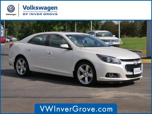 2014 Chevrolet Malibu LTZ Inver Grove Heights MN ...