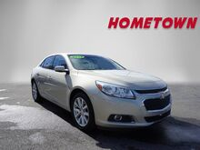 2014_Chevrolet_Malibu_LTZ_ Mount Hope WV