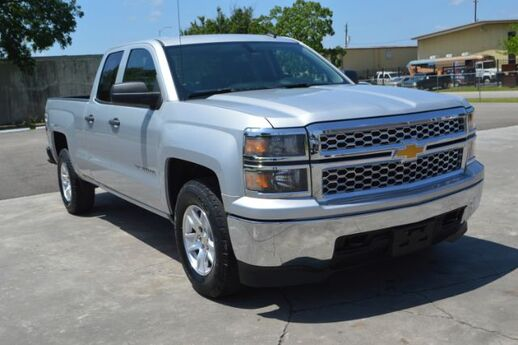 2014 Chevrolet Silverado 1500 1LT Double Cab 2WD Houston TX
