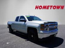 2014_Chevrolet_Silverado 1500_4WD DOUBLE CAB 143.5  LT_ Mount Hope WV