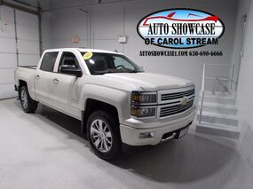 Chevrolet Silverado 1500 High Country 6.2L 2014