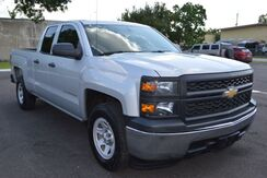 2014_Chevrolet_Silverado 1500_Work Truck 1WT Double Cab 2WD_ Houston TX