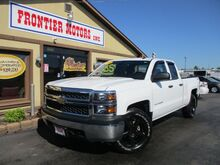 2014_Chevrolet_Silverado 1500_Work Truck 2WT Double Cab 4WD_ Middletown OH