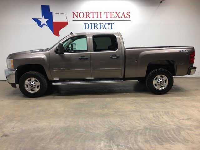 2014 Chevrolet Silverado 2500HD LT 4WD Diesel Allison Leather Short Bed Crew Mansfield TX
