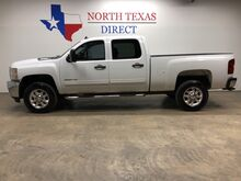 2014_Chevrolet_Silverado 2500HD_LT 6.6 Turbo Diesel Crew Camera Michelin Tires 1 Owner_ Mansfield TX