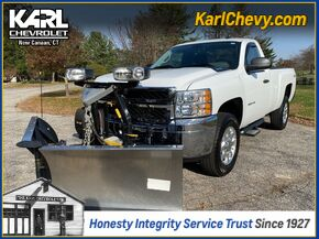 2014_Chevrolet_Silverado 3500HD_Work Truck_ New Canaan CT