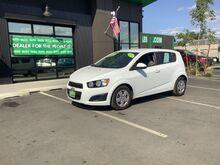 2014_Chevrolet_Sonic_LS Auto 5-Door_ Spokane Valley WA