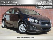 2014_Chevrolet_Sonic_LT_ Hickory Hills IL