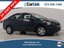 2014_Chevrolet_Sonic_LT_ Morristown NJ