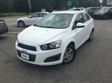 2014_Chevrolet_Sonic_LT_ Worcester MA