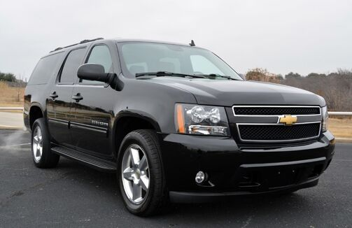 2014_Chevrolet_Suburban 1500_LT Luxury Package 4x4_ Fort Worth TX