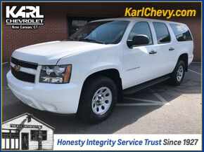 2014_Chevrolet_Suburban_LS_ New Canaan CT