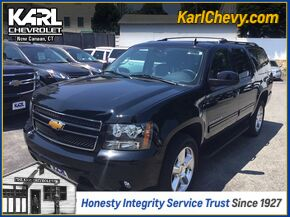 2014_Chevrolet_Suburban_LT_ New Canaan CT