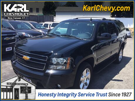 2014 Chevrolet Suburban LT New Canaan CT