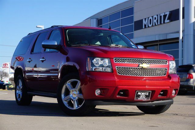 2014 Chevrolet Suburban LTZ Fort Worth TX