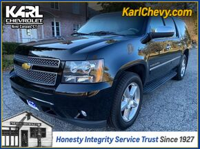 2014_Chevrolet_Suburban_LTZ_ New Canaan CT
