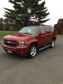2014_Chevrolet_Tahoe_LT_ New Canaan CT