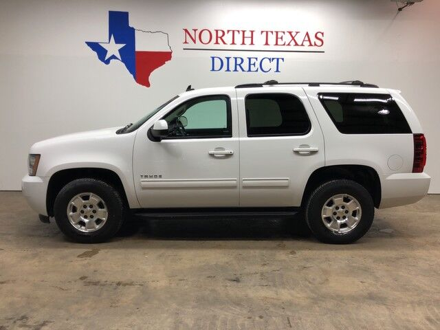 2014 Chevrolet Tahoe Premium 4WD Back Up Camera Park Assist 3rd Row Rear Ac Towing Mansfield TX