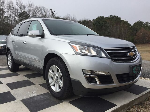 2014 Chevrolet Traverse 4d SUV FWD LT1 Outer Banks NC