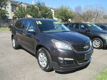2014_Chevrolet_Traverse_LS AWD_ Houston TX