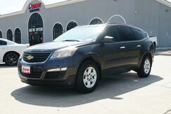 2014_Chevrolet_Traverse_LS_ Harlingen TX